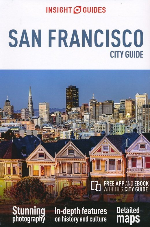 Insight Guide San Francisco 9781786715401  APA Insight City Guides  Reisgidsen California, Nevada