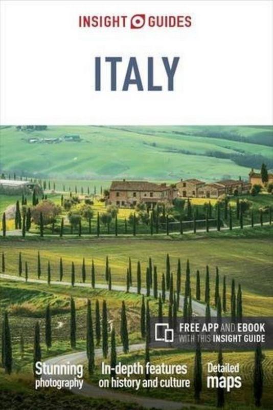 Insight Guide Italy 9781786716125  APA Insight Guides/ Engels  Reisgidsen Italië