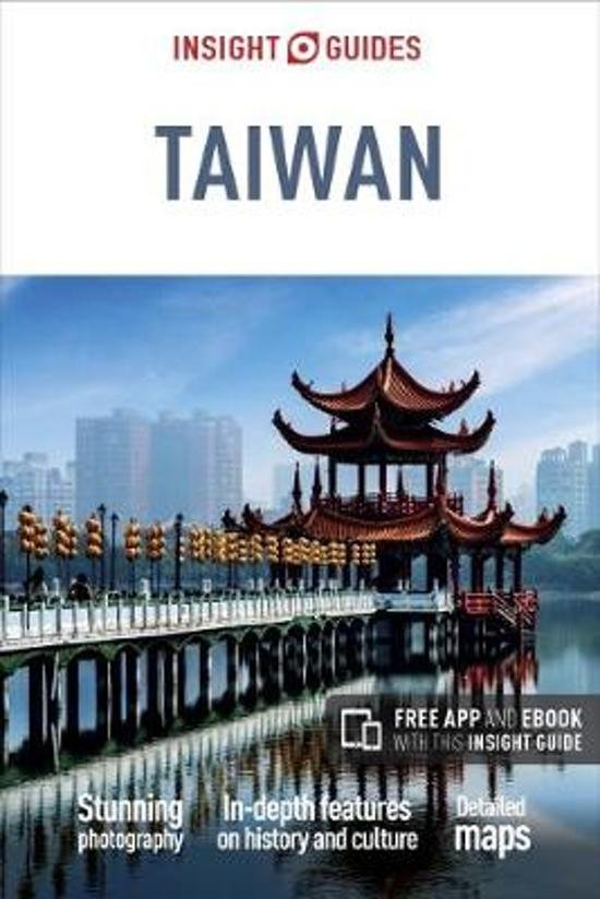 Insight Guide Taiwan 9781786716415  APA Insight Guides/ Engels  Reisgidsen Taiwan