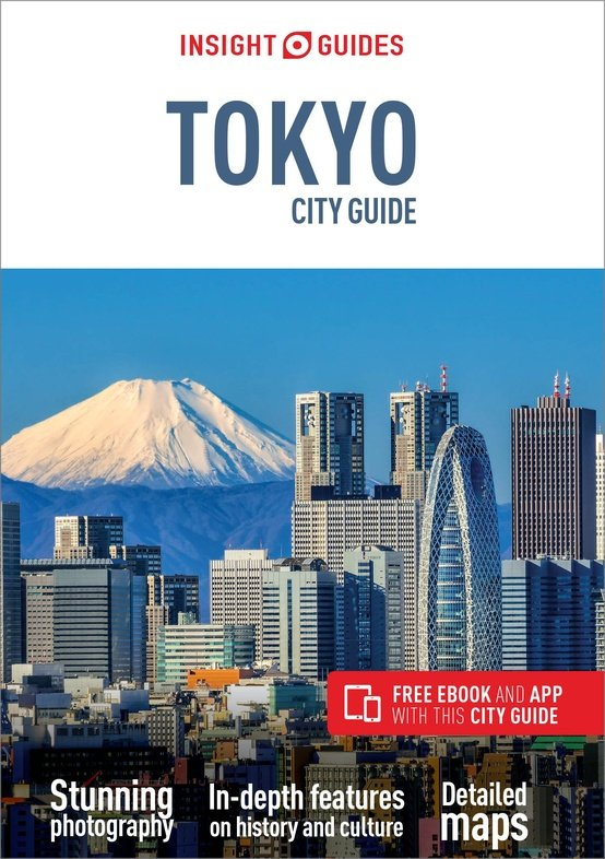 Tokyo Insight City Guide 9781786717191  APA Insight City Guides  Reisgidsen Japan