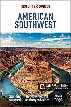 Insight Guide American Southwest 9781786717313  APA Insight Guides/ Engels  Reisgidsen Colorado, Arizona, Utah, New Mexico