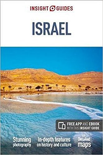 Insight Guide Israel 9781786717511  APA Insight Guides/ Engels  Reisgidsen Israël, Palestina