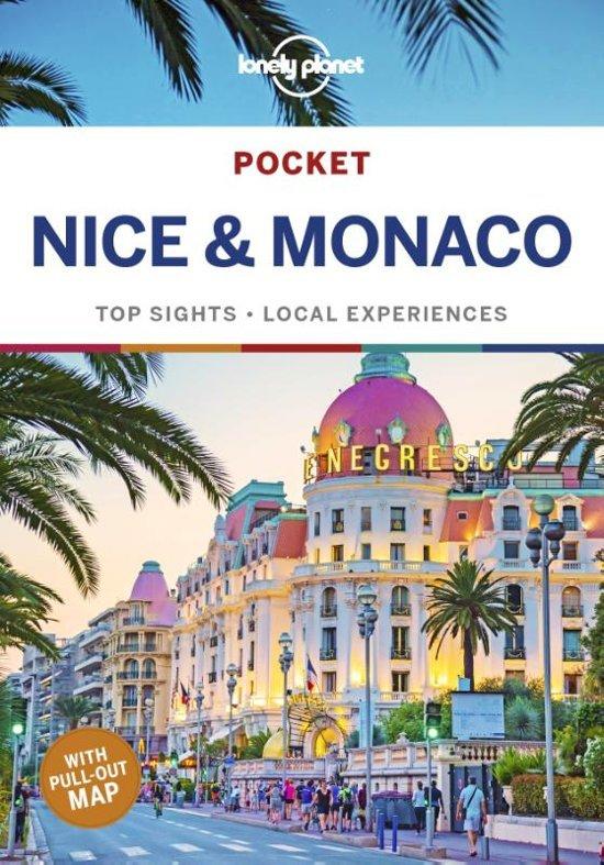 Nice & Monaco Lonely Planet Pocket Guide 9781787016910  Lonely Planet Lonely Planet Pocket Guides  Reisgidsen Var, Côte d'Azur, Mercantour
