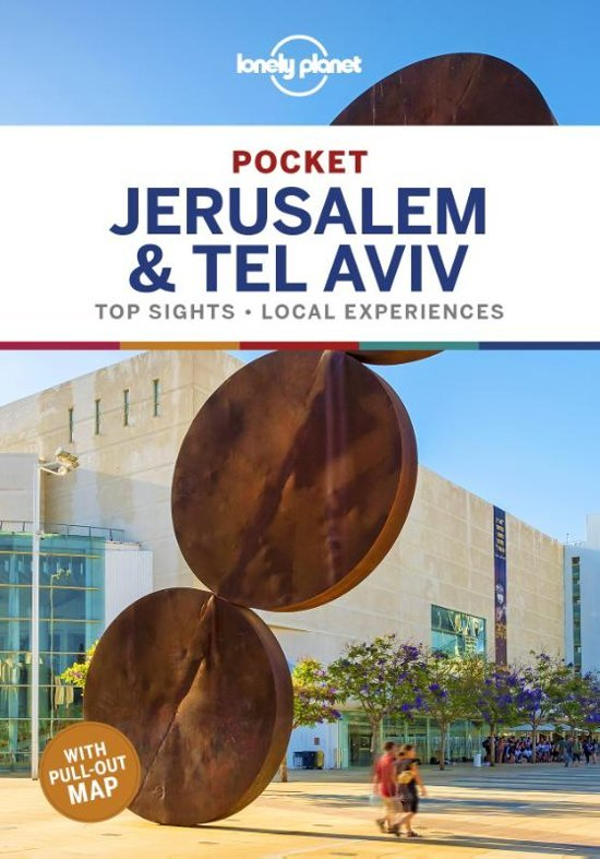 Jerusalem Lonely Planet Pocket Guide 9781788683364  Lonely Planet Lonely Planet Pocket Guides  Reisgidsen Israël, Palestina