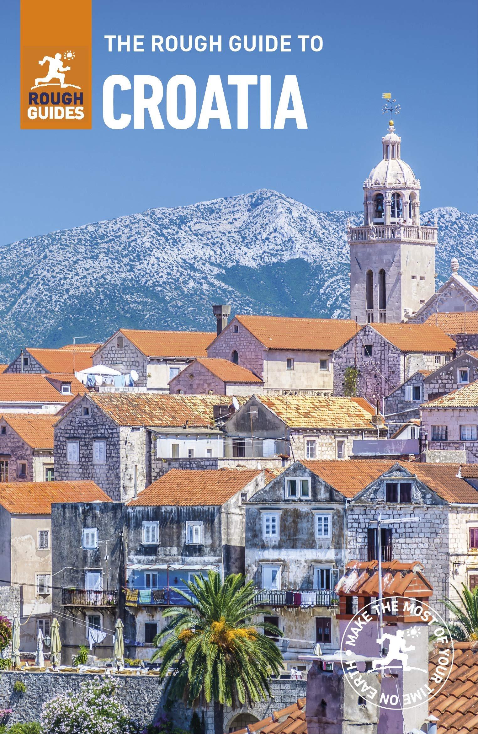 Rough Guide Croatia 9781789194104  Rough Guide Rough Guides  Reisgidsen Kroatië