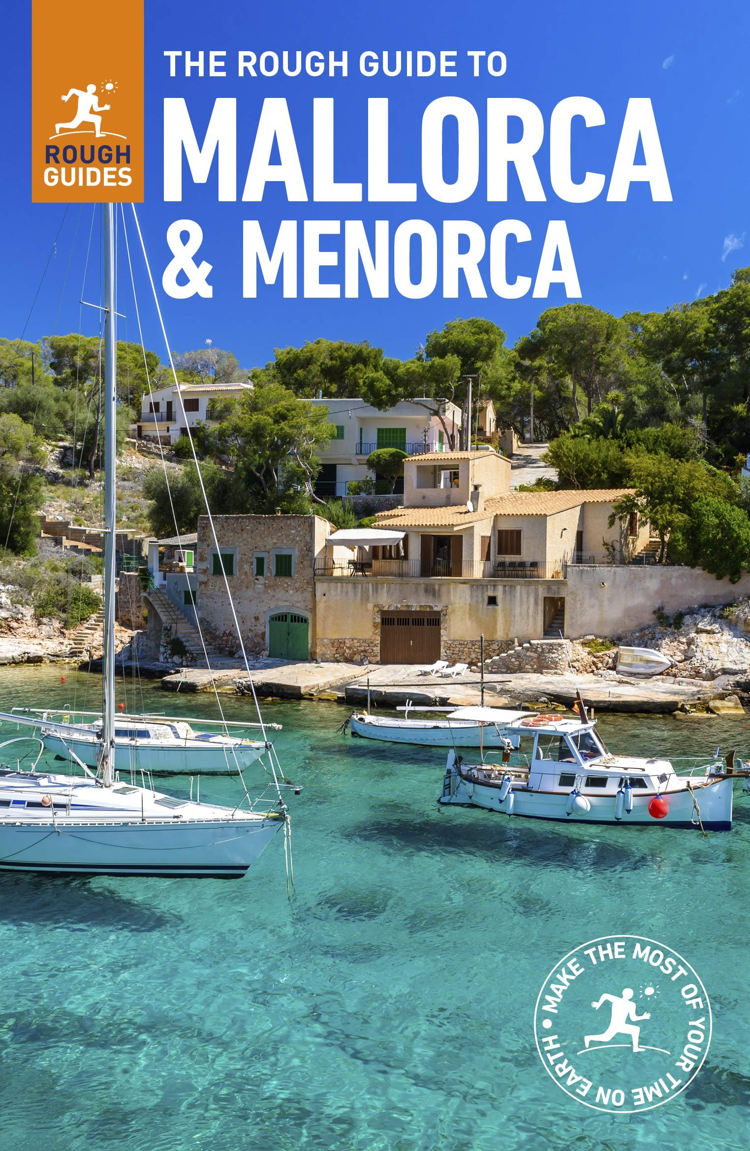 Rough Guide Mallorca + Menorca 9781789194128  Rough Guide Rough Guides  Reisgidsen Mallorca