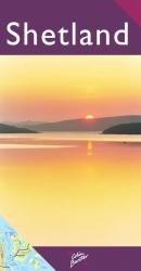 Shetland 1:185.000 9781841072302  Colin Baxter   Landkaarten en wegenkaarten Schotland
