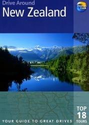 New Zealand Drive Around 9781841578378  Thomas Cook   Reisgidsen Nieuw Zeeland