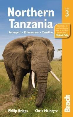 The Bradt Guide to Northern Tanzania * 9781841624570  Bradt   Reisgidsen Tanzania, Zanzibar
