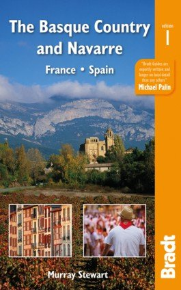 The Bradt Guide to The Basque Country and Navarre * 9781841624822  Bradt   Reisgidsen Baskenland