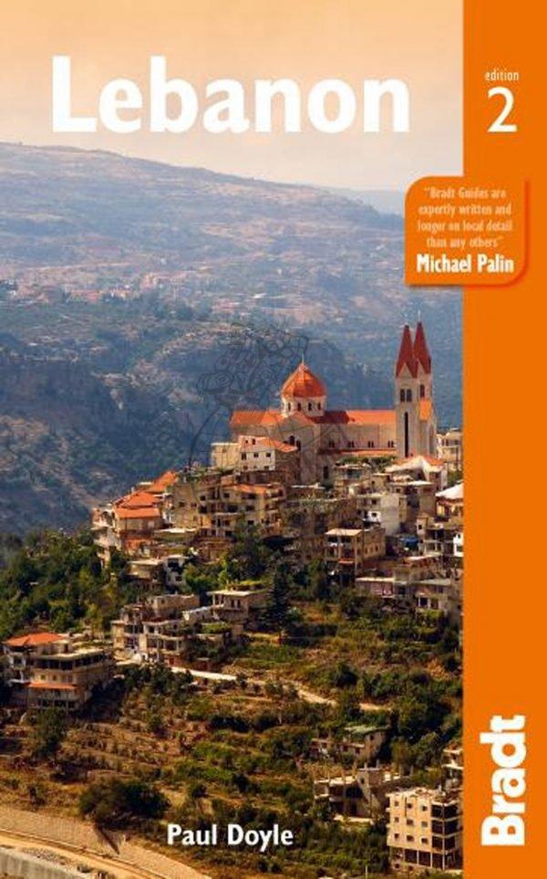 The Bradt Guide to Lebanon   reisgids 9781841625584  Bradt   Reisgidsen Syrië, Libanon, Jordanië, Irak