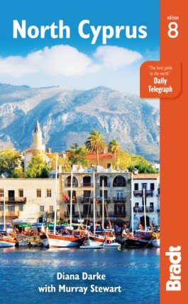 The Bradt Guide to North Cyprus | reisgids 9781841629162 Darke Bradt   Reisgidsen Cyprus