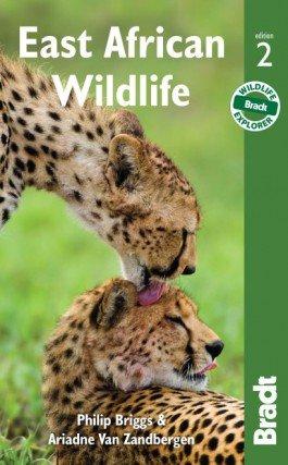 East African Wildlife 9781841629209 Philip Briggs Bradt Wildlife Guides  Natuurgidsen Oost-Afrika