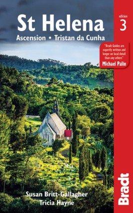 Guide to St Helena, Ascension + Tristan da Cunha | reisgids 9781841629391  Bradt   Reisgidsen Zeeën en oceanen
