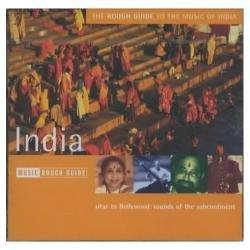 India 9781843530251  Rough Guide World Music CD  Muziek India