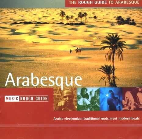 Arabesque 9781843530275  Rough Guide World Music CD  Muziek Midden-Oosten