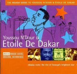 Youssou NDour + Etoile de Dakar 9781843531418  Rough Guide World Music CD  Muziek West-Afrikaanse kustlanden (van Senegal tot en met Nigeria)