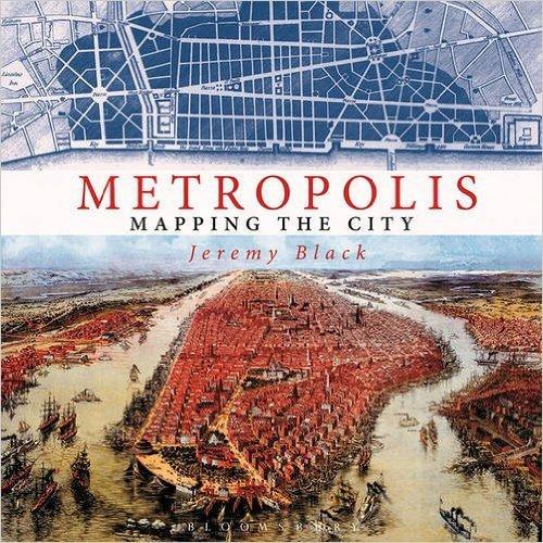 Metropolis 9781844862207  Bloomsbury Publishing   Landeninformatie Wereld als geheel