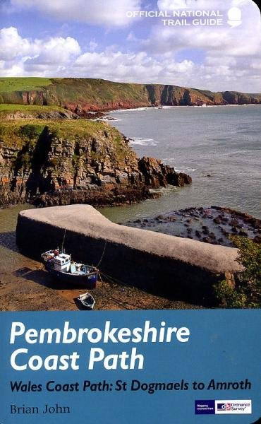 NTG07  Pembrokeshire Coast Path 9781845137823  Aurum Press OS Nat. Trail Guides  Meerdaagse wandelroutes, Wandelgidsen Wales