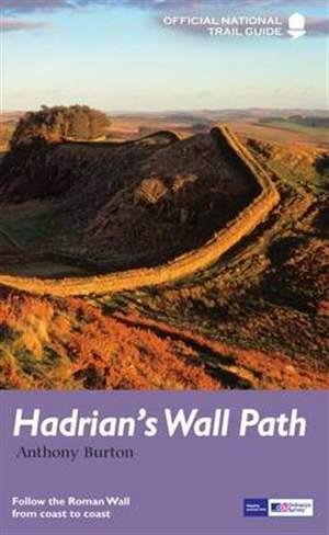 Hadrians Wall Path 9781845138080  Aurum Press Recreat. Path Guides  Meerdaagse wandelroutes, Wandelgidsen Noord-Engeland