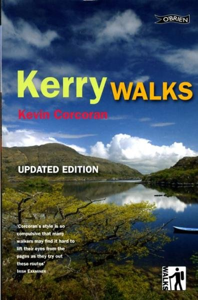 Kerry Walks 9781847172334 Corcoran O Brien Books   Wandelgidsen Ierland West- en Zuid