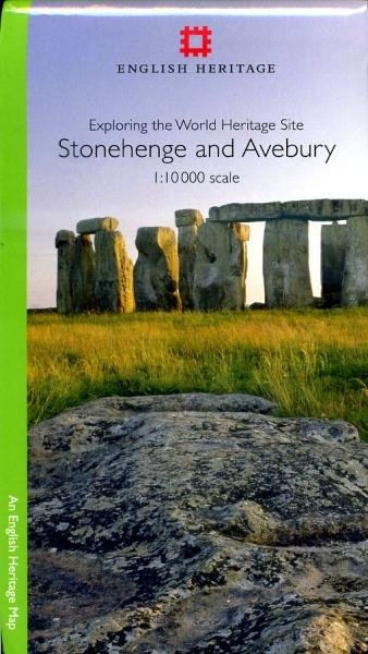 Stonehenge and Avebury 1:10.000 9781848021266  English Heritage   Wandelkaarten Zuidwest-Engeland