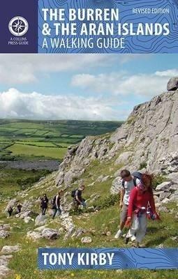 The Burren & The Aran Islands A Walking Guide 9781848892002  The Collins Press   Wandelgidsen Ierland West- en Zuid