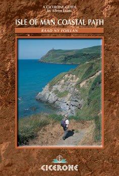 Isle Of Man Coastal Path   wandelgids * 9781852844004  Cicerone Press   Meerdaagse wandelroutes, Wandelgidsen Northumberland, Yorkshire Dales & Moors, Peak District, Isle of Man
