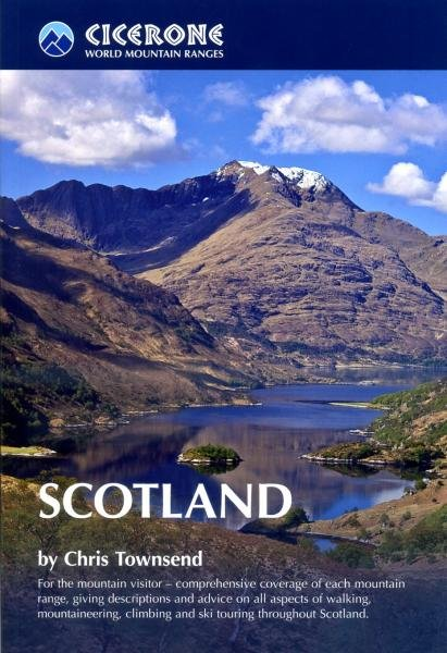 Scotland:  World Mountain Range 9781852844424  Cicerone Press   Klimmen-bergsport Schotland