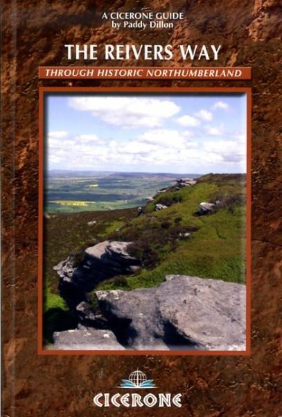 The Reivers Way | wandelgids 9781852844981 Paddy Dillon Cicerone Press   Meerdaagse wandelroutes, Wandelgidsen Noord-Engeland