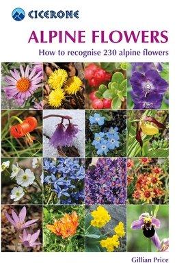 Alpine Flowers | bloemengids Alpen 9781852845650  Cicerone Press   Natuurgidsen Zwitserland en Oostenrijk (en Alpen als geheel)