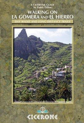 La Gomera & El Hierro Walking Guide | wandelgids 9781852846015 Paddy Dillon Cicerone Press   Meerdaagse wandelroutes, Wandelgidsen El Hierro, La Gomera