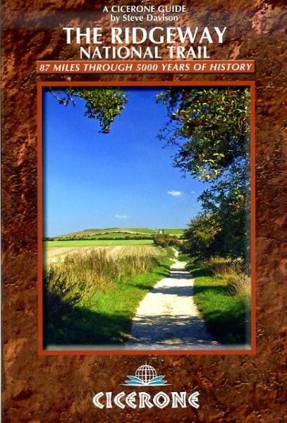 The Ridgeway | wandelgids 9781852846947  Cicerone Press   Meerdaagse wandelroutes, Wandelgidsen Zuidoost-Engeland