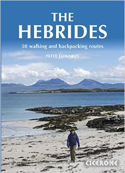 Hebrides | wandelgids 9781852847050 Peter Edwards Cicerone Press   Wandelgidsen Skye & the Western Isles