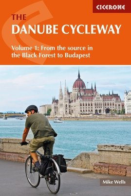 Cycling the Danube Cycle Way vol.: 1 9781852847227  Cicerone Press   Fietsgidsen, Meerdaagse fietsvakanties Europa