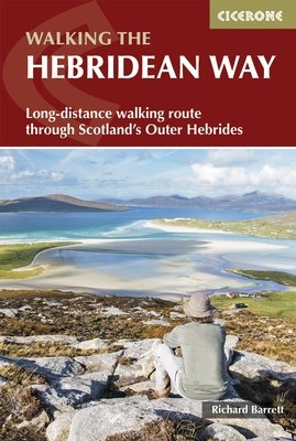 The Hebridean Way | wandelgids 9781852847272  Cicerone Press   Meerdaagse wandelroutes, Wandelgidsen Schotland