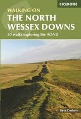 Walking in the North Wessex Downs 9781852847289  Cicerone Press   Wandelgidsen Oost-Engeland, Lincolnshire, Norfolk, Suffolk, Cambridge
