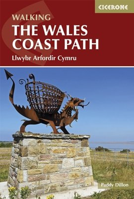 Walking the Wales Coast Path 9781852847425  Cicerone Press   Wandelgidsen, Meerdaagse wandelroutes Wales
