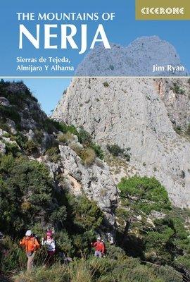The Mountains of Nerja | wandelgids 9781852847548 Jim Ryan Cicerone Press   Wandelgidsen Malaga