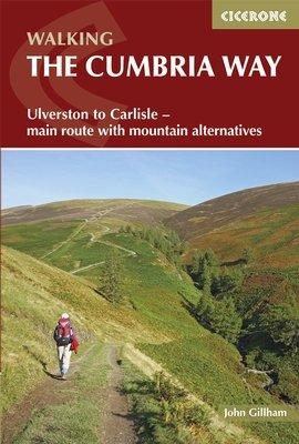 Walking the Cumbria Way 9781852847609 John Gillham Cicerone Press   Meerdaagse wandelroutes, Wandelgidsen Lake District