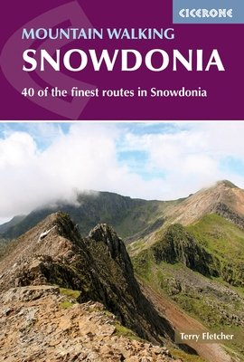 Mountain Walking Snowdonia | wandelgids 9781852847678  Cicerone Press   Wandelgidsen Wales