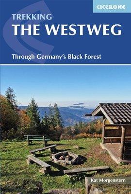 Trekking the Westweg 9781852847753  Cicerone Press   Lopen naar Rome, Meerdaagse wandelroutes, Wandelgidsen Baden-Württemberg, Zwarte Woud
