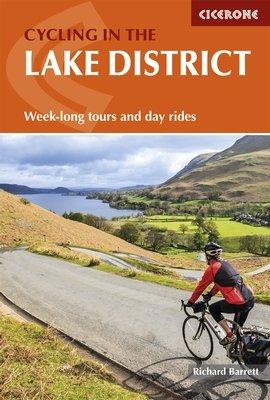 Cycling in the Lake District 9781852847784  Cicerone Press Fietsgidsen  Fietsgidsen, Meerdaagse fietsvakanties Northumberland, Yorkshire Dales & Moors, Peak District, Isle of Man