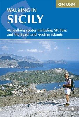 Walking in Sicily, Sicilië 9781852847852  Cicerone Press   Wandelgidsen Sicilië