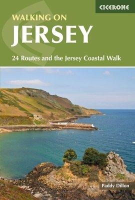 Walking on Jersey 9781852847920  Cicerone Press   Wandelgidsen Jersey