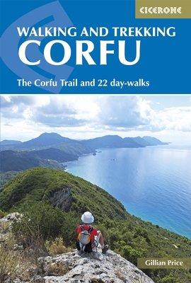 Walking & Trekking Corfu 9781852847951  Cicerone Press   Meerdaagse wandelroutes, Wandelgidsen Ionische Eilanden (Korfoe, Lefkas, etc.)