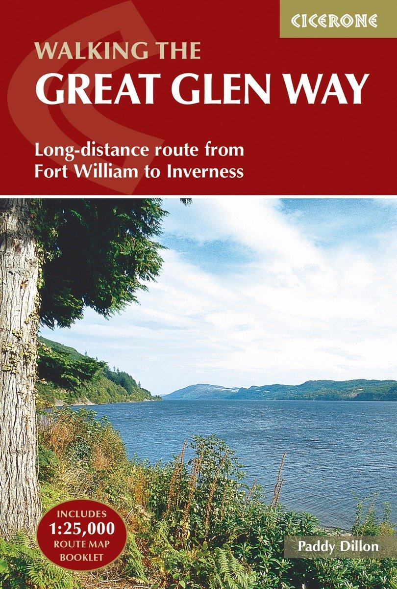 The Great Glen Way 9781852848019  Cicerone Press   Meerdaagse wandelroutes, Wandelgidsen Schotland