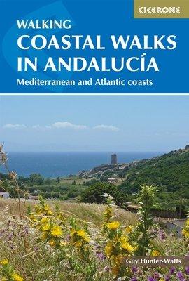 Coastal Walks in Andalucia   wandelgids 9781852848033  Cicerone Press   Wandelgidsen Andalusië