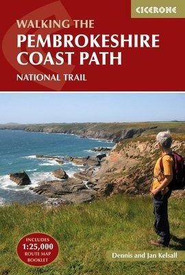 Pembrokeshire Coastal Path | wandelgids 9781852848156  Cicerone Press   Meerdaagse wandelroutes, Wandelgidsen Wales