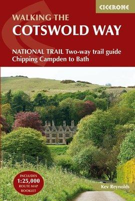 Cotswold Way | wandelgids 9781852848163  Cicerone Press   Wandelgidsen, Meerdaagse wandelroutes Midden- en Oost-Engeland